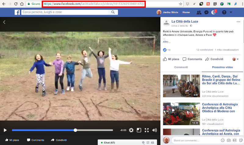 Scaricare i video da Facebook su Computer